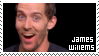 James Willems stamp by DaRk-Stamps