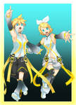Kagamine Rin and Len: APPEND