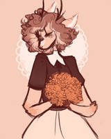 carnations by Astrivii