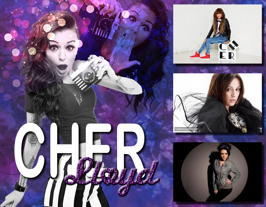Cher Lloyd by andaya08