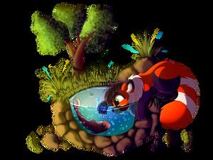 Floating Island - Curiosity -