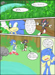 Shadow's memories Page One by E-123Nut-mega