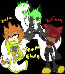 Team flare by E-123Nut-mega