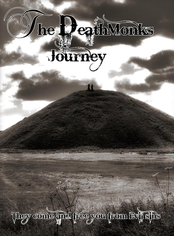 Death Monks Movie poster by Teonardo on DeviantArt