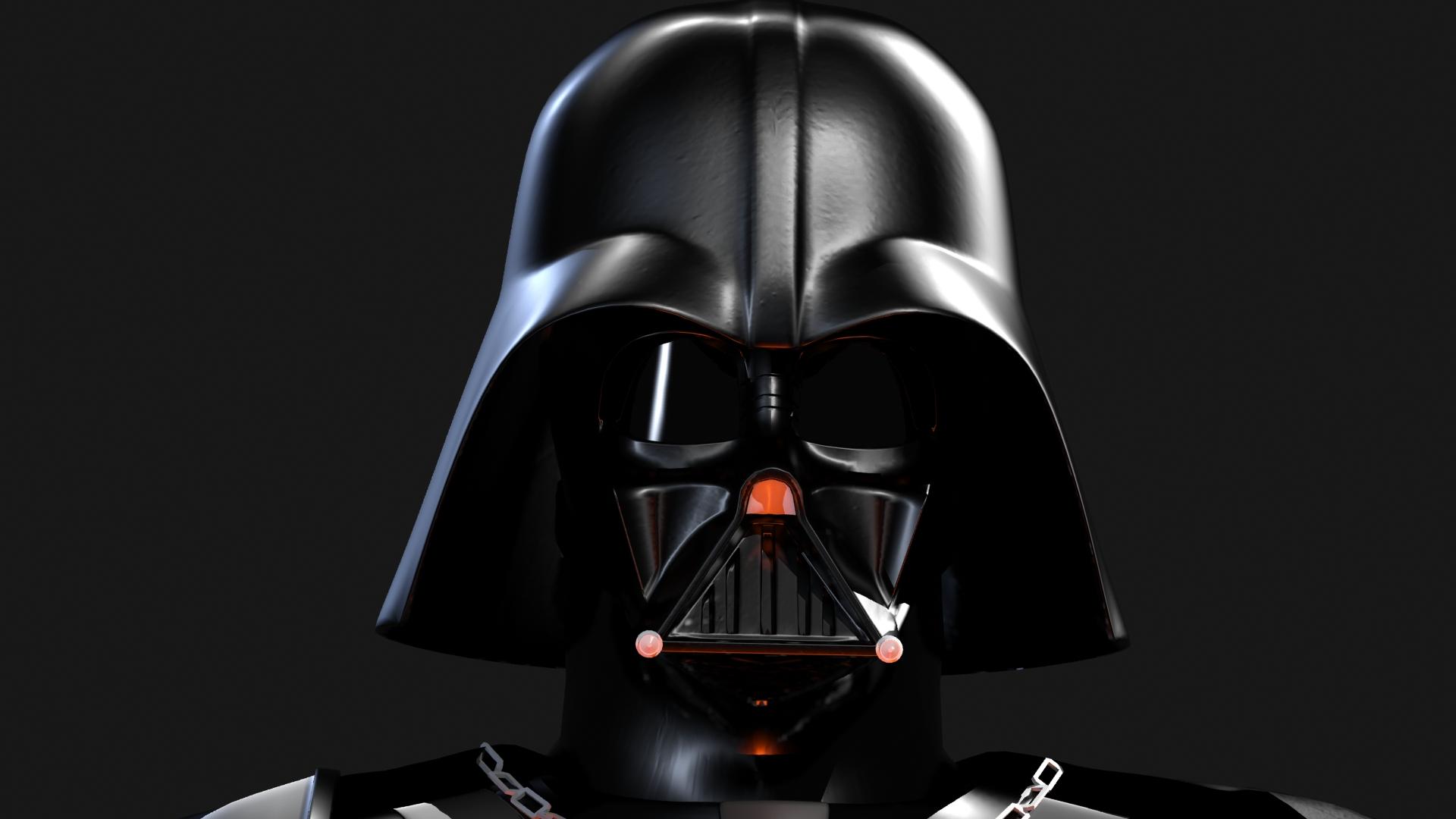 Darth Vader Helmet 3D By Teonardo On DeviantArt