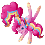 Rainbow Power Pie