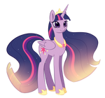 Older Princess Twilight