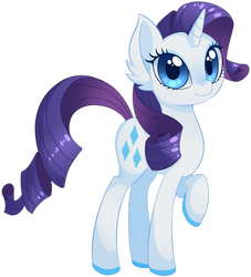 Rarity by UncertainStardust
