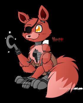 FNaF: Foxy~!
