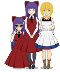 The Witches House kisekae form