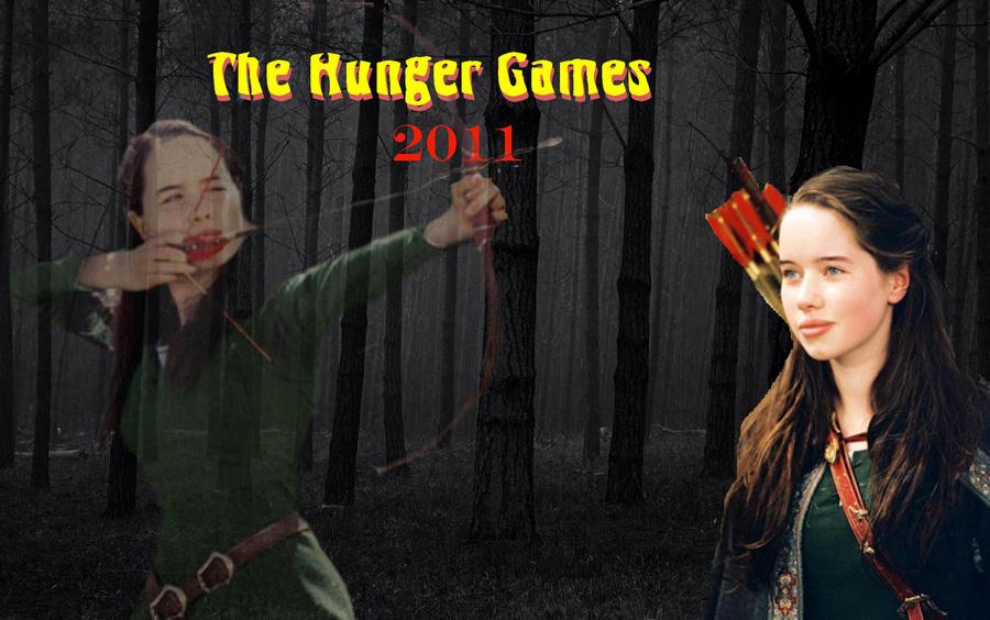 Katniss- THG by jellybean5898