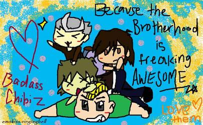 love the brotherhood by emokiss-ringingbell