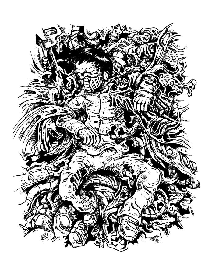 DUEL by blackjonc