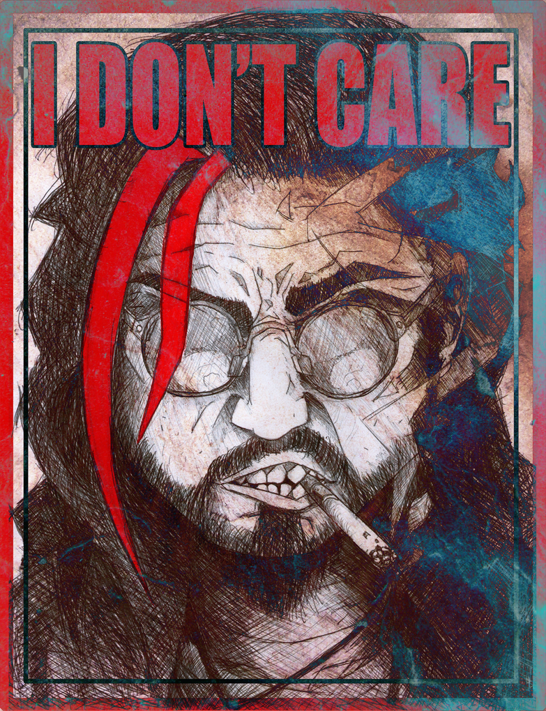 I DON'T CARE by Ryhaal