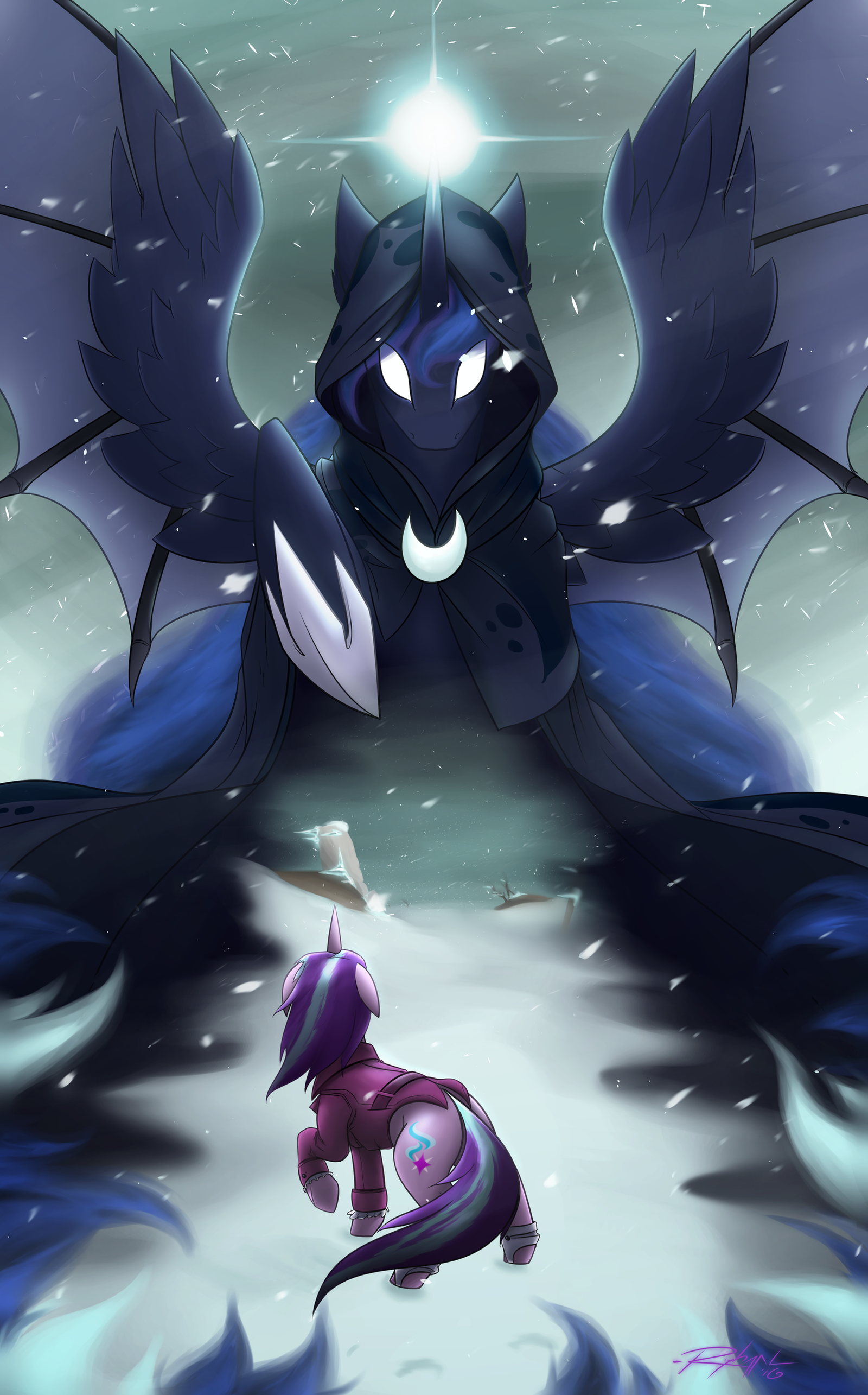 A Future Caused By You by Ryhaal