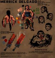 Merrick Delgado ref 2014 -true by hurricane128