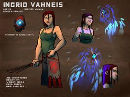 Ingrid Vahneis 2015 by hurricane128