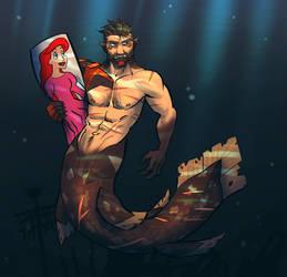 merman Rocco