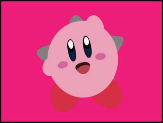 Kirby by Chiawaca