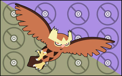 Noctowl by Chiawaca