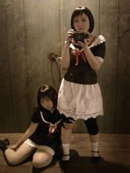 Fatal Frame II by chidori-sagara