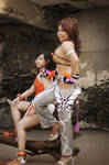 Xiao Yu and Christie