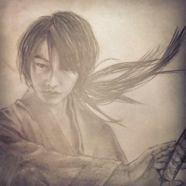 Ken-Shin by chidori-sagara