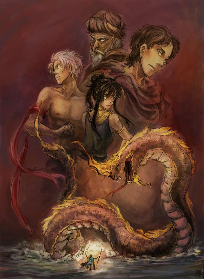 Naga by Shin-Wolf