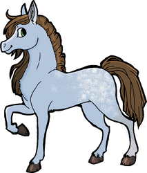 Horse Adoptable 1: Unnamed