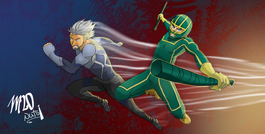 Avengers-Themed Collab by Marianne2O