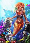 Reef Mermiad