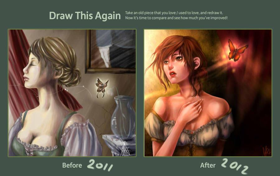 DrawThisAgain 2011-2012 by sushi-master901