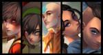 Team Avatar - Preview