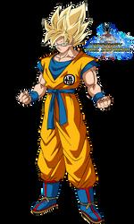 Goku SSj Movie 2018