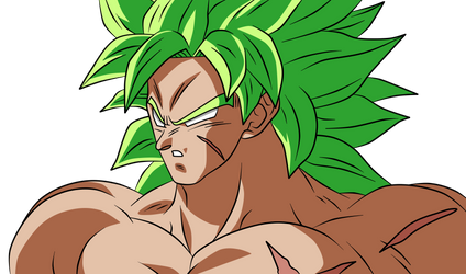 BROLY by DiosSupremo