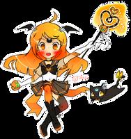 sailor pumpkin by kaeryi