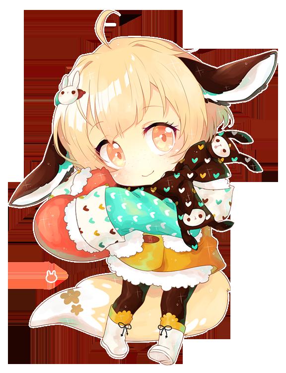 buns and bows by jorsu