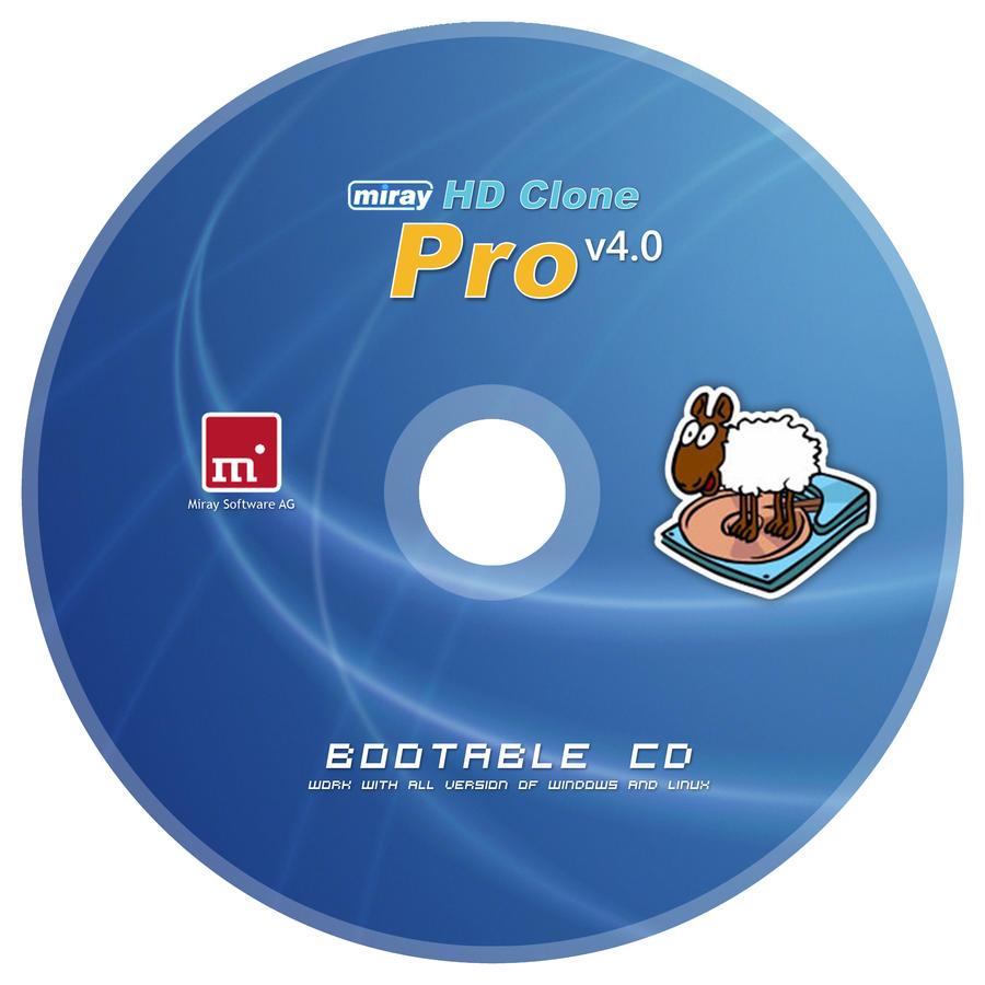 clone cd programa: