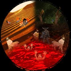 Enfer, cercle 7: Les brigants by Kaweii