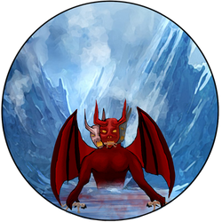 Enfer, cercle 9: Les traitres by Kaweii