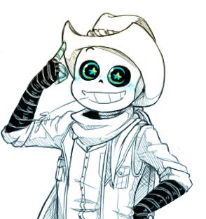 Cowboy Blublu by Kaweii