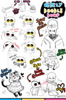 [Patreon] Doodle dump #32 by Kaweii