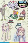 [patreon] doodle dump #46 by Kaweii