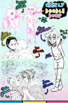 [patreon] doodle dump #50 by Kaweii