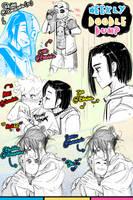 [patreon] doodle dump #51 by Kaweii
