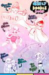 [patreon] doodle dump #52 by Kaweii