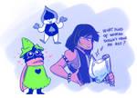Deltarune doodles