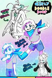 [patreon] doodle dump #57 by Kaweii