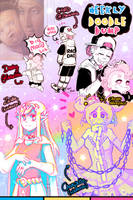 [patreon] doodle dump #59 by Kaweii