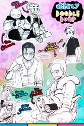 [patreon] doodle dump #61 by Kaweii